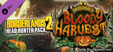 (DLC Missing Audio)Borderlands 2 Headhunter 1 Bloody