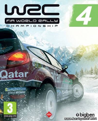 WRC 4 FIA World Rally Championship(ENG|Multi 5) [L] *RELOADED*