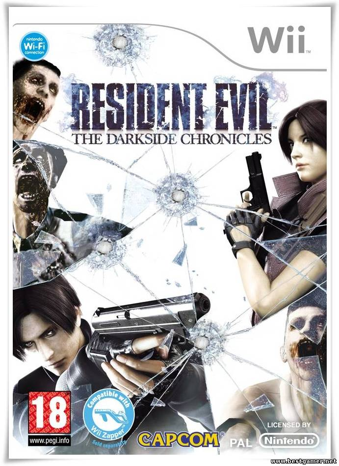 [Wii] Resident Evil: The Darkside Chronicles [PAL, Multi5]