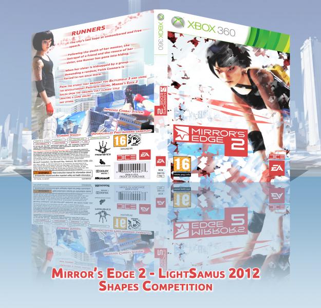 Авторский анонс игры Mirror's Edge 2-игроки скажут