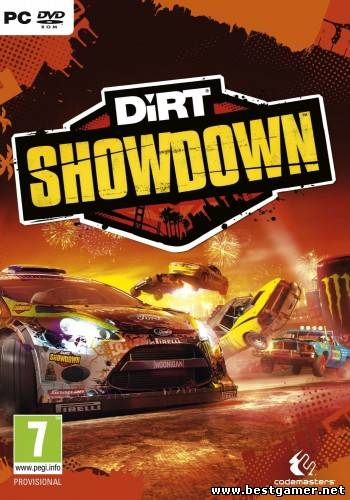 DiRT Showdown (2012) [Ru/Multi] (1.2) License PROPHET	Ответить с цитатой