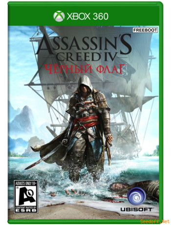 [XBOX360] Assassin's Creed 4 Black Flag [PAL/RUSSOUND