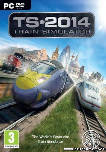 Train Simulator 2014: Steam Edition (RailSimulator.com) (RUS/ENG/MULTI7) [P]