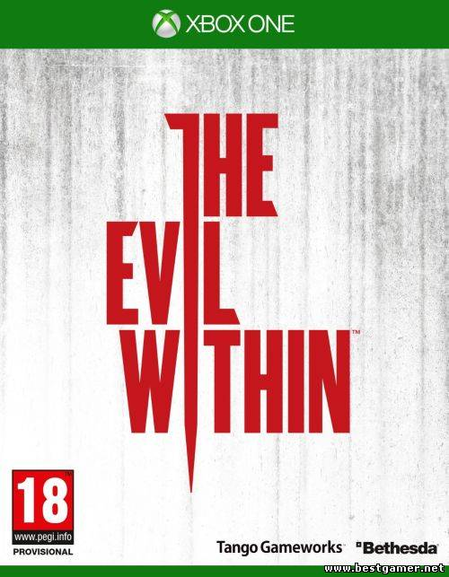 The Evil Within [2014, RUS, ENG, L]-ужас недремлит