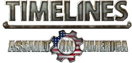 [UPDATE] Timelines: Assault On America - Update 2 and 3 [ENG] - RELOADED