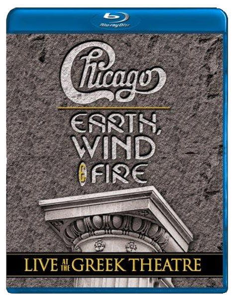Chicago & Earth Wind & Fire - Live at the Greek Theatre [2004, BDRip]