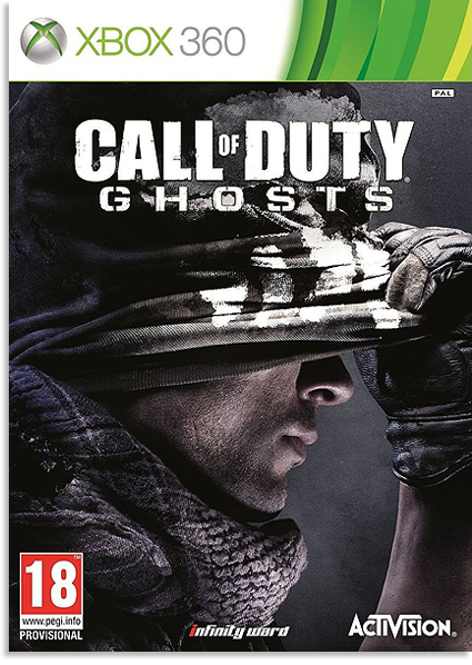 Call Of Duty: Ghosts [Region Free] [ENG] [LT+ 3.0]