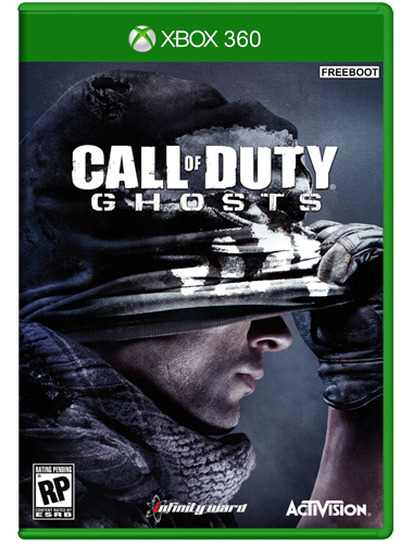 [XBOX360]Call of Duty: Ghosts [En] [Freeboot]
