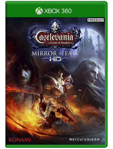 [ARCADE] Castlevania - Lords of Shadow: Mirror of Fate HD [RUS]