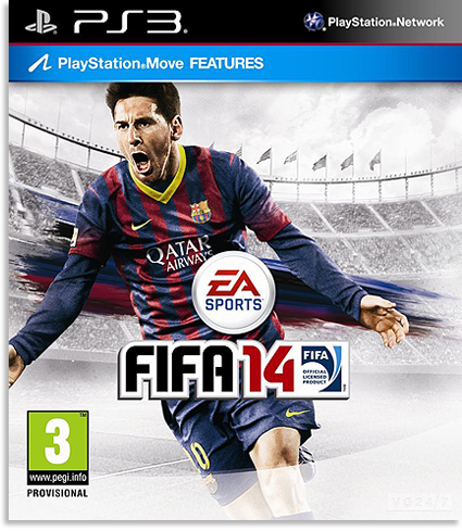 [PS3] FIFA 14 [EUR] [RUSSOUND] [4.46] [Cobra ODE ISO]