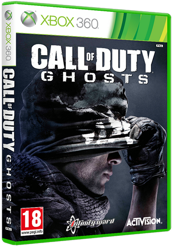 [JTAG/FULL] Call of Duty: Ghosts [GOD / RUSSOUND]