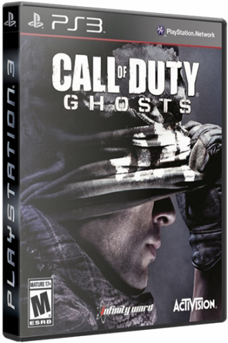 Call of Duty: Ghosts (2013) [FUUL][EUR][RUS][RUSSOUND][L] [4.30+]
