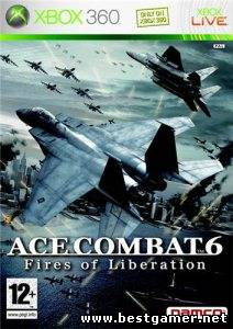 Ace Combat 6: Fires of Liberation [ENG] XBOX360