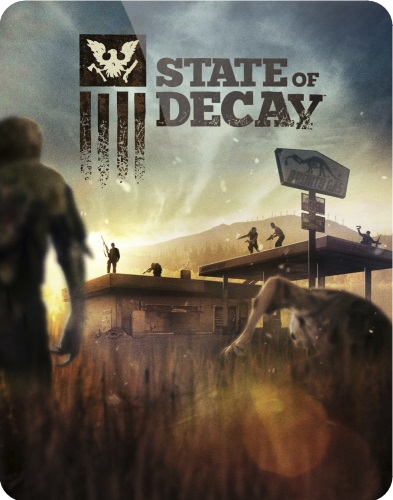 [RUS] Русификатор (текст) к игре State of Decay [0.98]