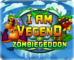 I am Vegend Zombiegeddon [New! Plant vs Zombie]