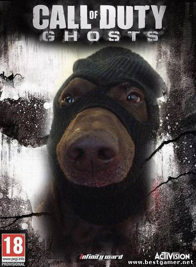 Call of Duty: Ghosts (2013) PC | RePack от SEYTER