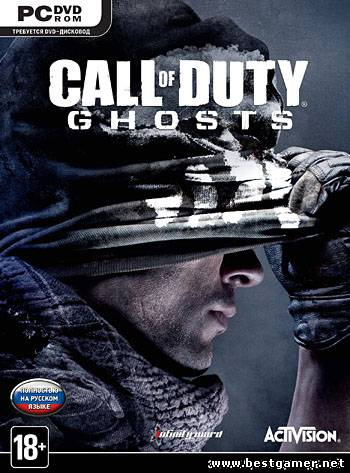Call Of Duty.Ghosts.v 1.0.642115 (6xDVD5) [RiP] от Fenixx