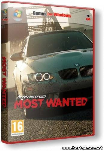 Need for Speed Most Wanted: Limited Edition(от R.G Bestgamer) (v1.5.0.0 + DLC)RePack