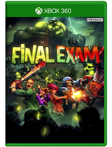 [JTAG/FULL] Final Exam[XBLA/ENG]
