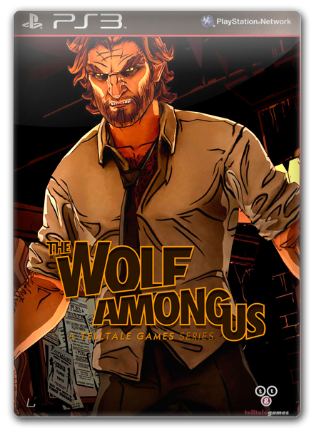 The Wolf Among Us: Episode 1 [RUS] [Repack] [1xCD]