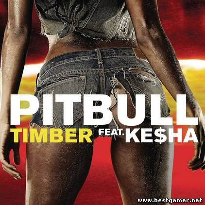 Скачать торрент Pitbull feat. Ke$ha - Timber (2013) WEBRip 720p