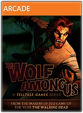 [XBOX360]The Wolf Among Us - Episode 1: Faith [Ru] [XBLA] [Freeboot]