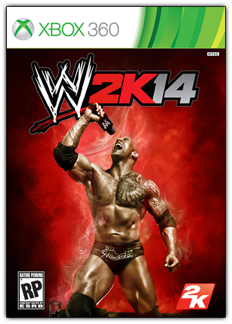 WWE 2K14 + DLC [XBOX360] [En] [Freeboot]+n.W.o Pack