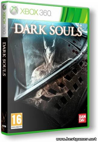 (XBOX360)Dark Souls: Prepare to Die Edition (Russound/GOD)