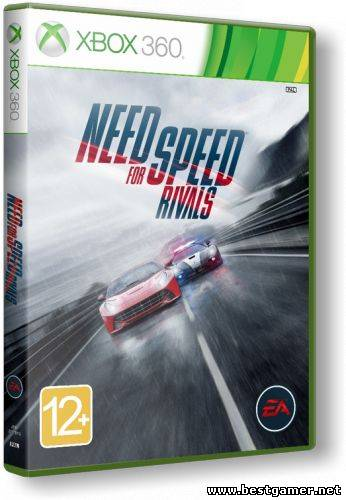 [JTAG/XBOX 360] Need for Speed: Rivals[JtagRIP / RUSSOUND] NO HDD & 4 GB HDD EDITION