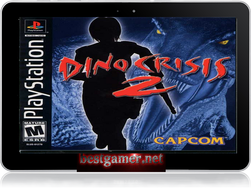 [Android]-Ром-Dino Crisis 2 (psp) (rus) от BESTiaryofconsolGAMERs