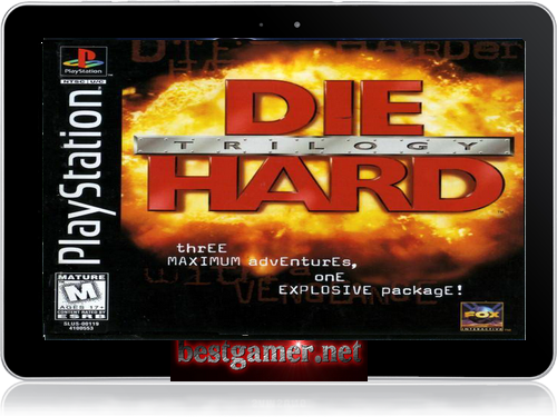 [Android]-Ром-Die Hard Trilogy (psp) (RIP) (rus) от BESTiaryofconsolGAMERs