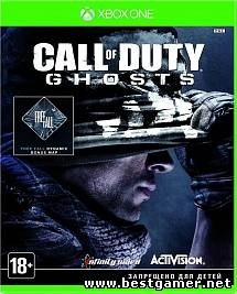(Xbox One)Call of Duty: Ghosts(Rus)
