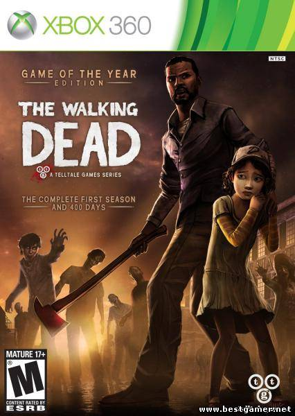 The Walking Dead: Game of the Year Edition (Region Free/ENG)