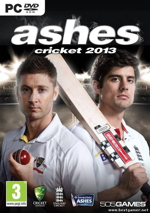 Ashes Cricket 2013 (505 Games) (ENG) [L] - RELOADED