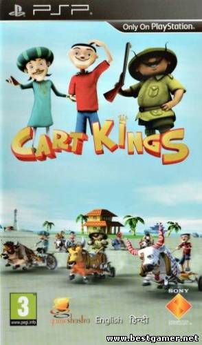 [PSP] Cart Kings [2013, Racing]