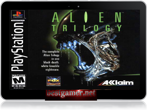 [Android]Ром-Alien Trilogy (rus) от BESTiaryofconsolGAMERs