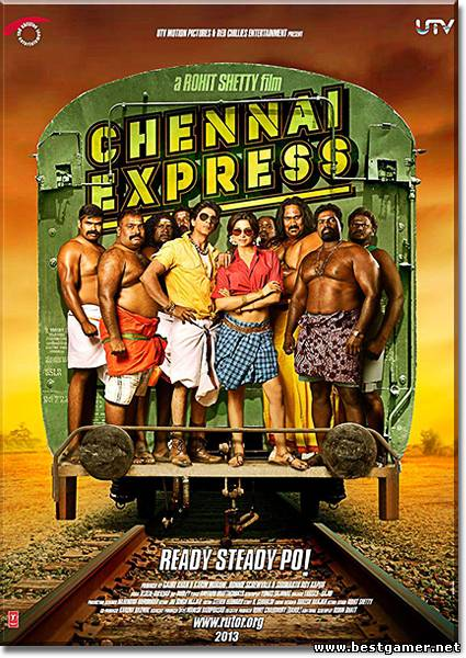 Ченнайский экспресс / Chennai Express (2013) BDRip 1080p