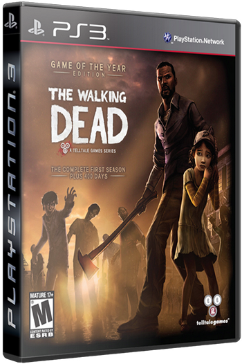 The Walking Dead : Game Of The Year Edition [FULL][RUS][Cobra ODE, E3 ODE]