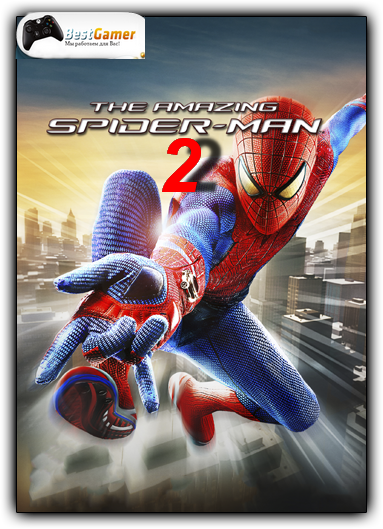 Автрский анонс игры Amazing Spiderman 2.