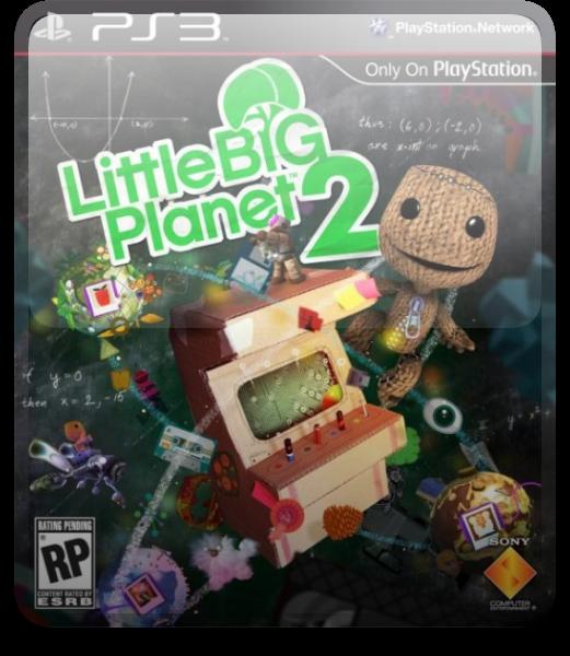Little Big Planet 2 [Cobra ODE, E3 ODE, 3k3y ODE]
