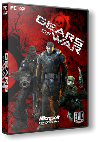 Gears of War (1.0.3340.131) (RUS/ENG) [Repack] от z10yded