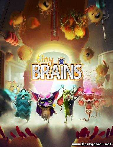 Tiny Brains (505 Games) (RUS/ENG/MULTI6) [Р]