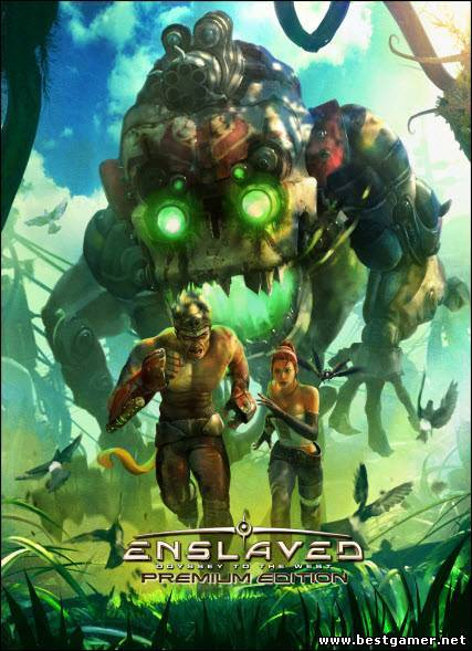 Enslaved: Odyssey to the West Premium Edition(от R.G Bestgamer.net) [L|Steam-Rip]