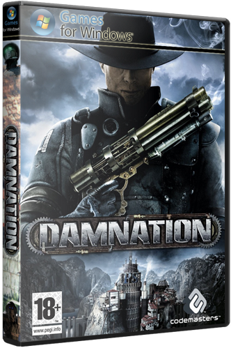 Damnation (2009) PC| RePack by CUTA