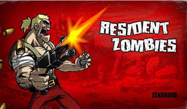 Resident Zombies v1.1.2 [Mod] {Android}