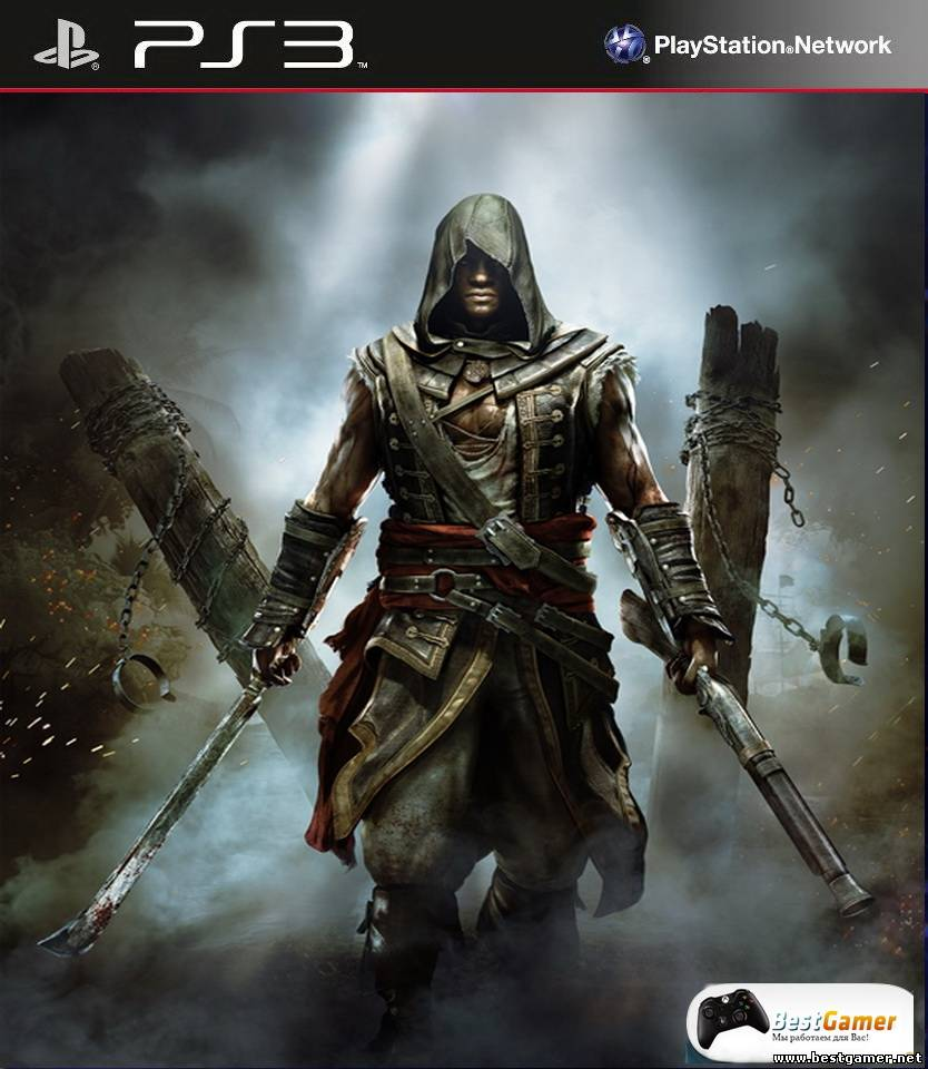 Assassin's Creed IV: Black Flag - Freedom Cry (DLC) [EUR/RUS]