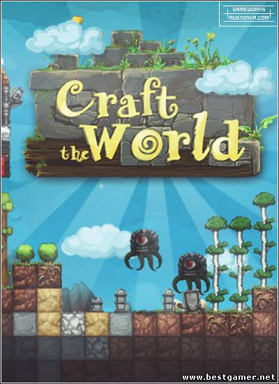 Craft The World (RUS/ENG) [Beta/Steam Early Acces]