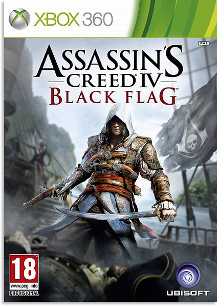 [XBOX360]Assassin's Creed IV: Black Flag + DLC [RUSSOUND] [Freeboot]