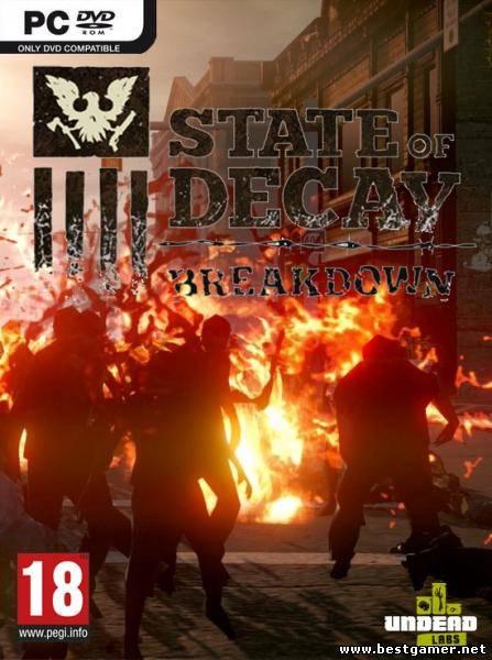 State of Decay: Breakdown (Microsoft Studios) (ENG) [L] - SKIDROW