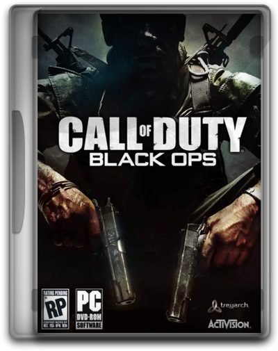 Call of Duty Black Ops - Multiplayer Only (Alpha) [Nemexis] (2010) �� Rip